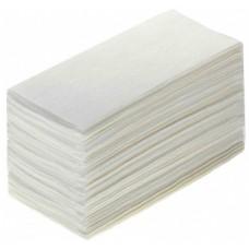 Стандарт полотенца листовые Z-сложение 1-слойные 250 листов