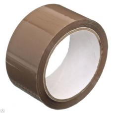 Клейкая лента 48мм/120м/45мкм коричневая