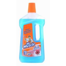 Жидкое средство для мытья полов Мистер Мускул 750 мл