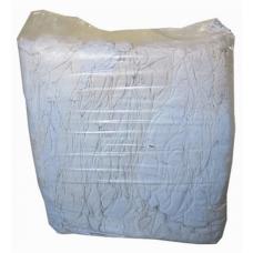 Ветошь Белый трикотаж  по 10 кг