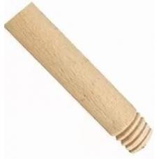 Черенок для швабры с резьбой 22 мм. 110 см 1С