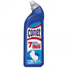 Средство для мытья унитазов Комет ГЕЛЬ 1 л