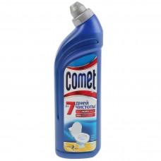 Средство для мытья унитазов Комет ГЕЛЬ 750 мл