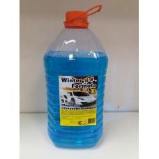 Стеклоомывающая жидкость до -15С, 5 л