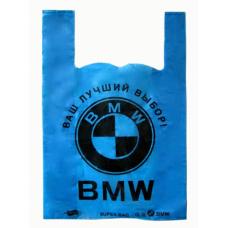 Майка ПНД 43x69 см 25 мкм BMW
