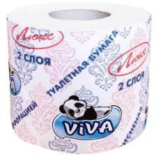 Бумага туалетная Вива