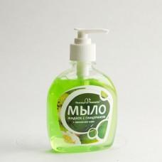 Мыло жидкое Вкусная Косметика с глицерином, дозатор 250 мл