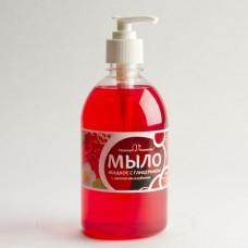 Мыло жидкое Вкусная Косметика с глицерином, дозатор 500 мл