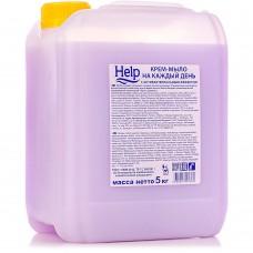 Мыло жидкое Хелп антибактериальное 5 л