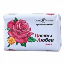 Мыло туалетное Цветы любви 90 г