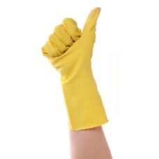 Перчатки резиновые L Виледа КОНТРАКТ