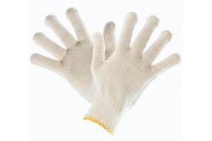 Перчатки х/б вязаные 4 нити