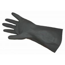 Перчатки резиновые КЩС тип 1