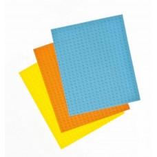 Салфетка целлюлозная прорезиненная 15x18 см 3 шт.